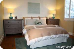 نورپردازی داخلی اتاق خواب
