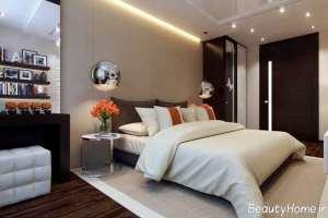 دکوراسیون زیبا و شیک اتاق خواب