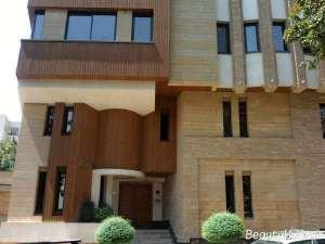 نمای زیبا و شیک ساختمان