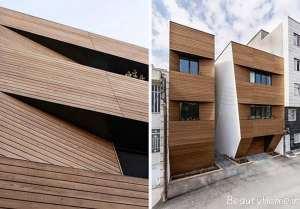 نمای خارجی و زیبا ساختمان