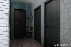 طراحی دکوراسیون خانه 50 متری