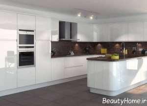 طرح کابینت برای آشپزخانه