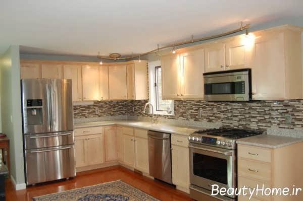مدل کابینت جدید برای آشپزخانه