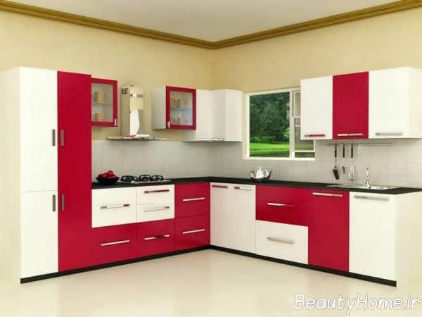 مدل کابینت شیک و کاربردی برای آشپزخانه