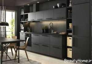 مدل کابینت زیبا برای آشپزخانه