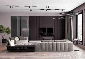 طراحی دکوراسیون خانه مدرن