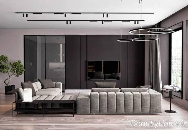 طراحی, دکوراسیون خانه مدرن