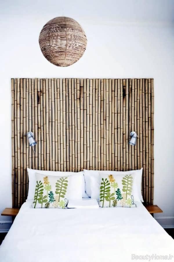 تزیین منزل با چوب بامبو