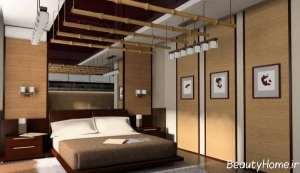 ایده هایی برای تزیین منزل با چوب بامبو
