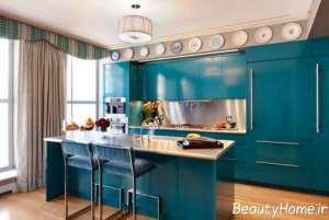 مدل کابینت مدرن و زیبا برای آشپزخانه