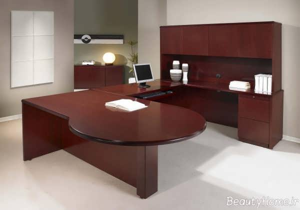 میز کاربردی و شیک اداری