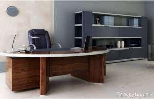 میز چوبی اداری