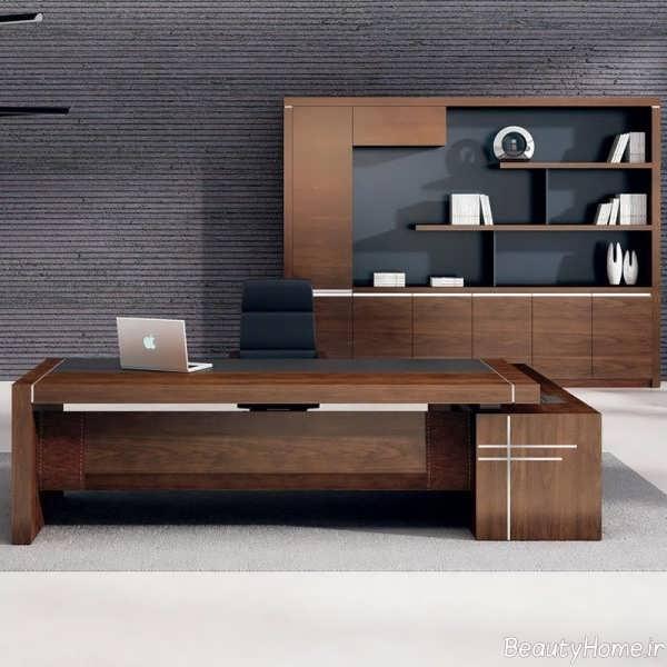 میز اداری زیبا و جدید