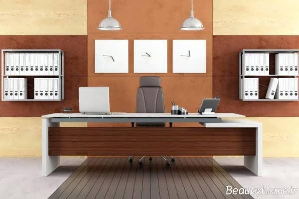 مدل میز زیبا و جذاب اداری