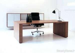 مدل میز ساده اداری
