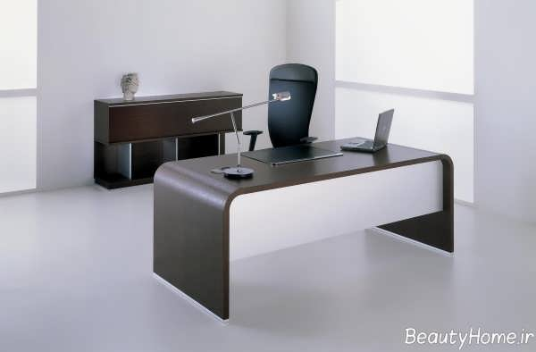 میز اداری زیبا و مدرن