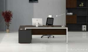 مدل میز ساده و زیبا اداری