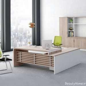 مدل میز مدرن و زیبا اداری