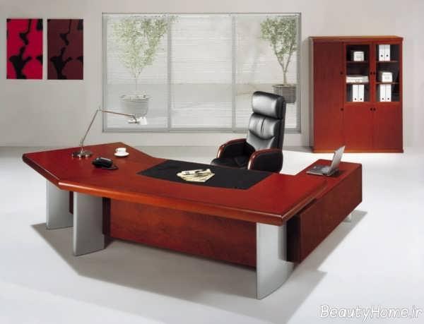 مدل میز مدیریت