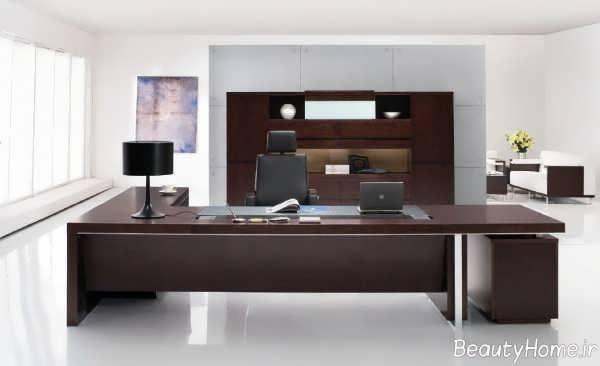مدل میز مدیریت شیک