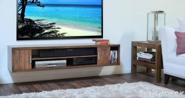 میز تلویزیون ساده