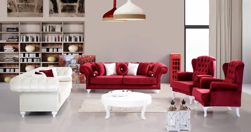 مدل زیبای مبل چستر برای خانه های مدرن