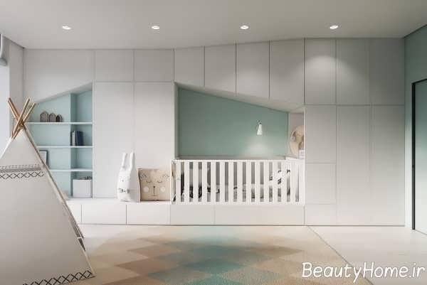 اتاق زیبا به سبک مینیمال