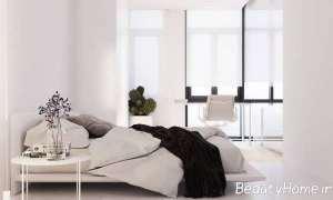 اتاق خواب مدرن و مینیمال