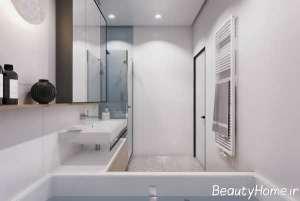 حمام مینیمال