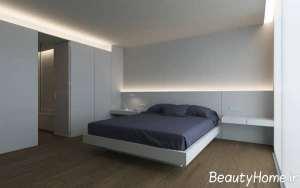 نورپردازی زیبا و مخفی برای اتاق خواب
