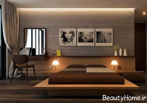نورپردازی اتاق خواب