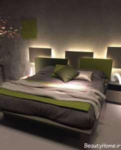 نورپردازی مخفی اتاق خواب