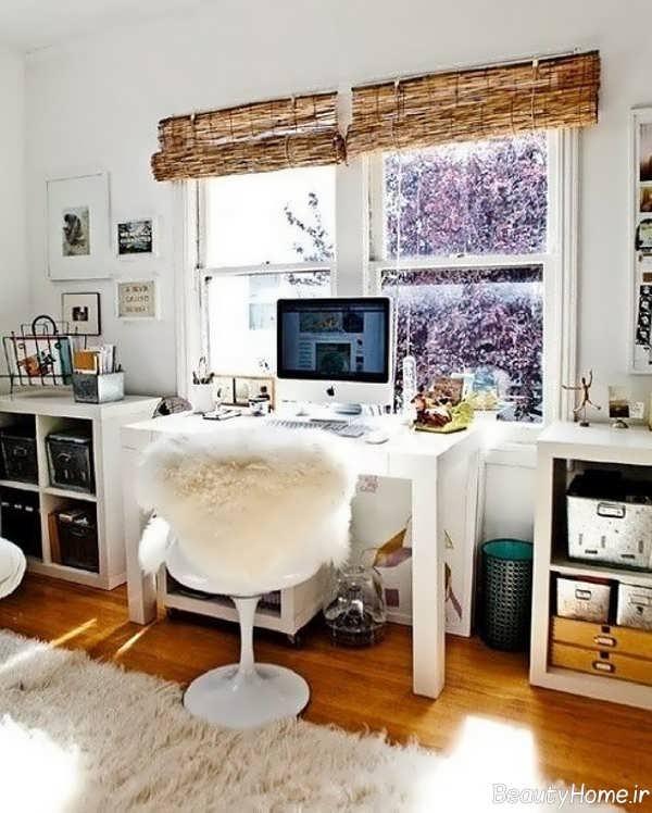 طراحی داخلی اتاق خواب با خز