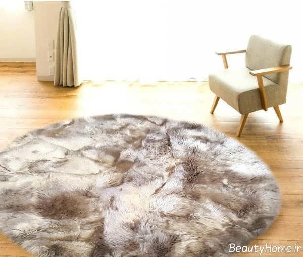 طراحی اتاق خواب با خز