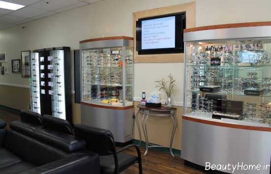 دکوراسیون داخلی بینایی سنجی
