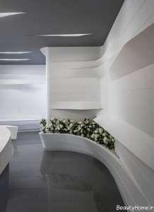 طراحی داخلی اتاق انتظار