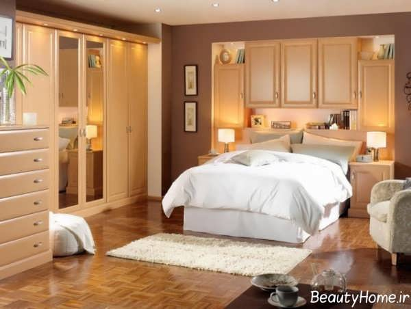 کمد دیواری مخصوص اتاق خواب