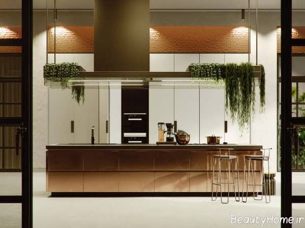 نورپرازی آشپزخانه
