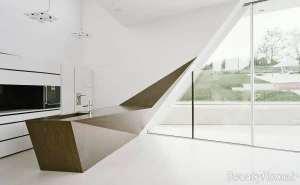 دکوراسیون داخلی آشپزخانه ساده و مدرن