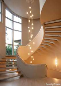 نورپردازی برای راه پله