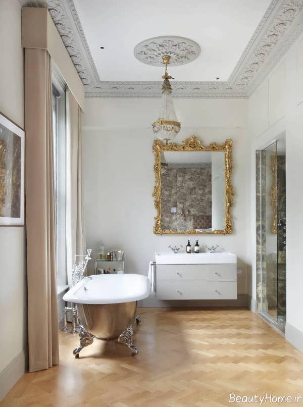 دکوراسیون کلاسیک حمام