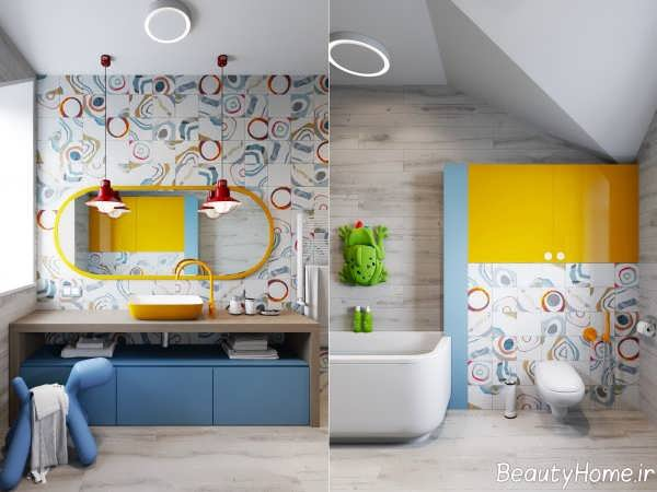 طراحی دکوراسیون داخلی حمام