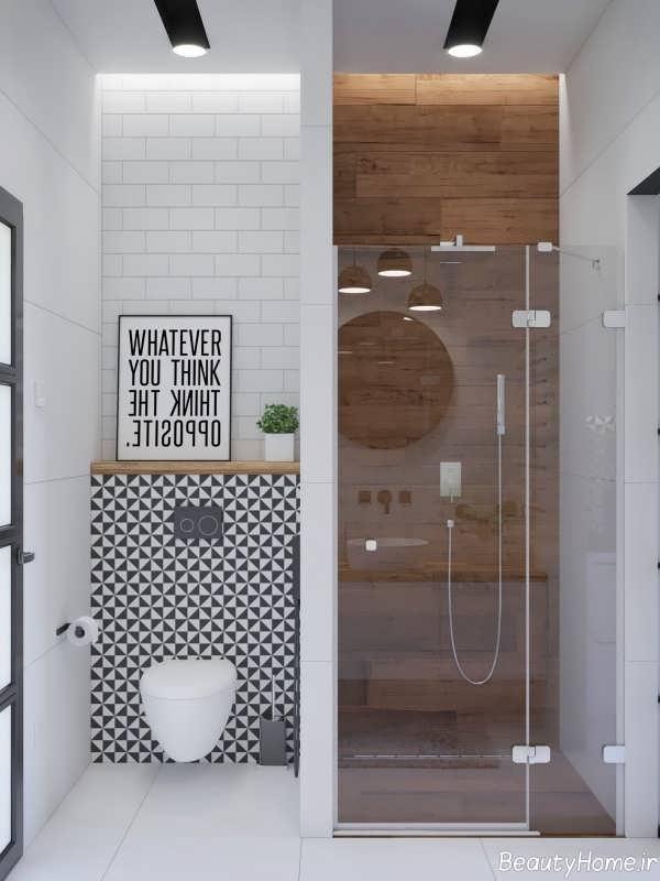 طراحی دکوراسیون حمام 2019