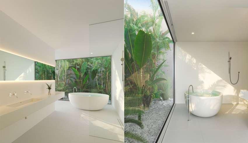 دکوراسیون حمام 2019