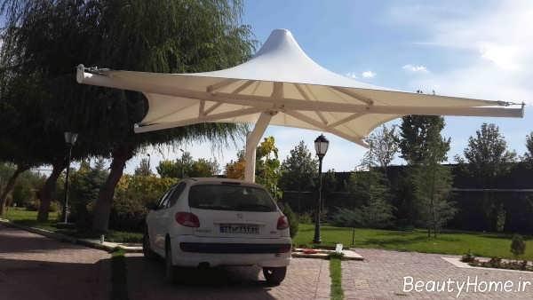 سایبان شیک و کاربردی مخصوص خودرو