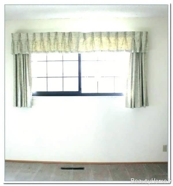 مدل پرده مخصوص پنجره کوچک