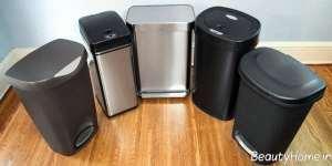 مدل سطل زباله خانگی