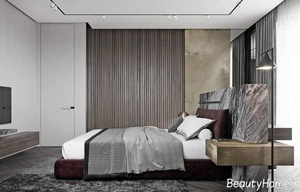 دکوراسیون اتاق خواب دو نفره