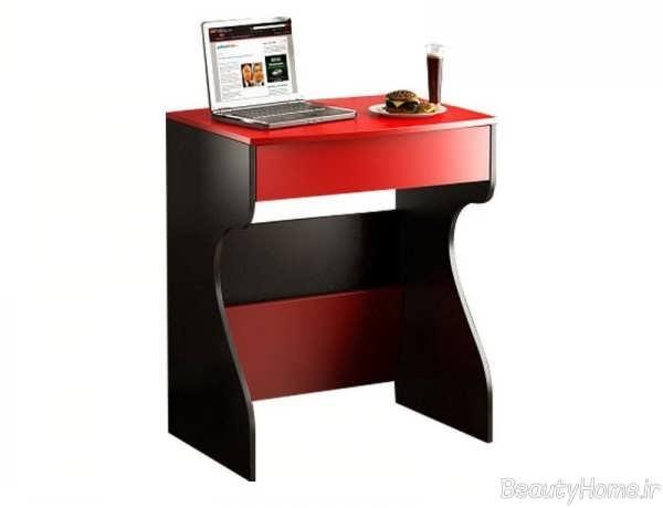 مدل میز دو رنگ لپ تاپ