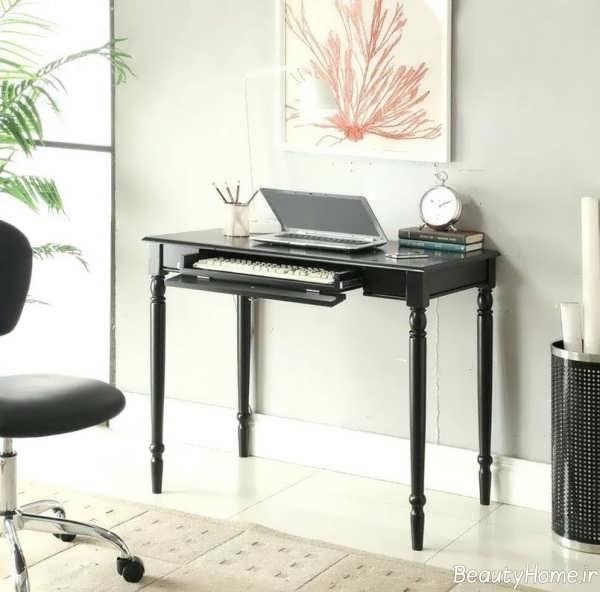 مدل میز ساده مخصوص لپ تاپ